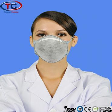 Disposable N95/FFP1/FFP2/FFP3 Dust Mask With active carbon