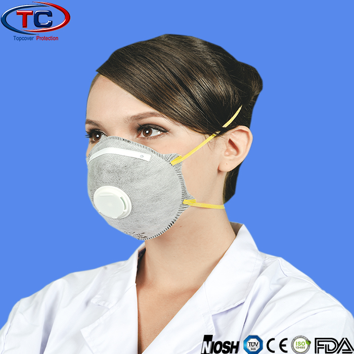 Mask Carbon N95 Face ffp2 And ffp3 ffp1 With Disposable Active